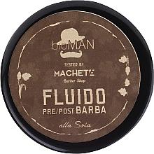 Parfémy, Parfumerie, kosmetika Fluid pro použití před a po holení - BioBotanic BioMAN Pre/After Shave Fluid