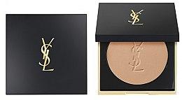 Parfémy, Parfumerie, kosmetika Kompaktní pudr s maticím efektem - Yves Saint Laurent Encre De Peau All Hours Setting Powder