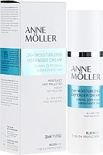 Parfémy, Parfumerie, kosmetika Hydratační krém na obličej - Anne Moller Blockage 24h Moisturizing Defender Cream