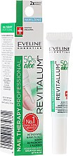 Parfémy, Parfumerie, kosmetika Sérum pro nehty a kůžičku s aloe - Eveline Cosmetics Nail Therapy Professional Serum Aloe Conditioner