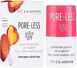 Parfémy, Parfumerie, kosmetika Matující tyčinka na obličej - Clarins My Clarins Pore-Less Blur And Matte Stick