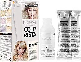Parfémy, Parfumerie, kosmetika Krémová barva na vlasy, zesvětlující - L'Oreal Paris Colorista Remover