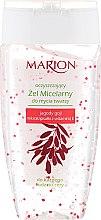 Parfémy, Parfumerie, kosmetika Micelární gel s jahodami goji a vitamínem E - Marion Micelar Gel