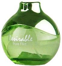 Parfémy, Parfumerie, kosmetika Omerta Desirable Pure Flirt - Parfémovaná voda