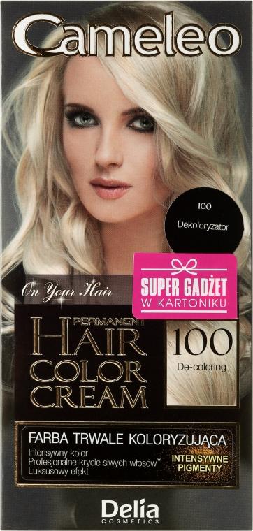 Bělidlo na vlasy №100 - Delia Cameleo De-Coloring Cream