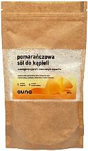 Parfémy, Parfumerie, kosmetika Koupelová sůl Pomerančová - Auna Orange Bath Salt