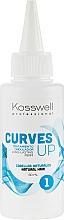 Parfémy, Parfumerie, kosmetika Trvalá ondulace pro přírodní vlasy - Kosswell Professional Curves Up 1