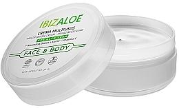 Parfémy, Parfumerie, kosmetika Multifunkční krém na obličej a tělo - Ibizaloe Multipurpose Cream