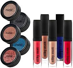Parfémy, Parfumerie, kosmetika Sada - Paese (lipstick/5x6ml + eyeshadow/5x3g)