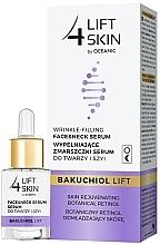 Parfémy, Parfumerie, kosmetika Sérum proti vráskám na obličej a krk - Lift4Skin Bakuchiol Lift Wrinkle-Filling Face & Neck Serum