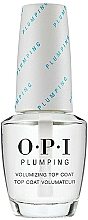 Parfémy, Parfumerie, kosmetika Vrchní lak na nehty - O.P.I Plumping Volumizing Top Coat