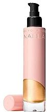Parfémy, Parfumerie, kosmetika Rozjasňovač na tělo - Nabla Body Glow Sugar Babe Body Highlighter