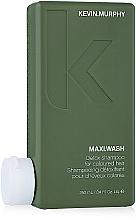 Parfémy, Parfumerie, kosmetika Detoxikační šampon pro barvené vlasy - Kevin.Murphy Maxi.Wash