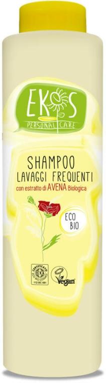 Šampon pro každodenní použití s organickým extraktem ovsa - Ekos Personal Care Shampoo For Frequent Washing