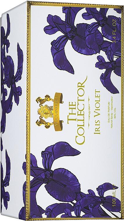 Alexandre.J Iris Violet - Parfémovaná voda — foto N3