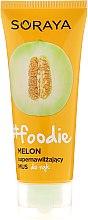 Parfémy, Parfumerie, kosmetika Hydratační mousse na ruce - Soraya Foodie Melon Mus