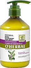 Parfémy, Parfumerie, kosmetika Balzám-kondicionér s extraktem lékořice pro citlivou pokožku hlavy - O'Herbal