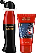 Parfémy, Parfumerie, kosmetika Moschino Cheap and Chic - Sada (edt/30ml + b/lot/50ml)