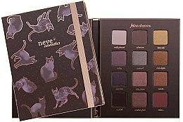 Parfémy, Parfumerie, kosmetika Paleta očních stínů - Neve Cosmetics Feline Dreams Eyeshadow Palette