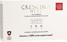 Parfémy, Parfumerie, kosmetika Kompletní kurz pro vypadávání vlasů a pro obnovení růstu vlasů 200 pro muže - Crescina Re-Growth HFSC 100% + Crescina Anti-Hair Loss HSSC