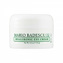 Parfémy, Parfumerie, kosmetika Oční krém s kyselinou hyaluronovou - Mario Badescu Hyaluronic Eye Cream