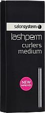 Parfémy, Parfumerie, kosmetika Kleštičky na natočení řas - Salon System Lashlift Curling Rods Medium