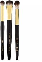 Parfémy, Parfumerie, kosmetika Sada - Milani Jetset Eye Brush Kit