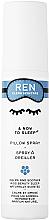 Parfémy, Parfumerie, kosmetika Polštářový sprej - Ren & Now to Sleep Pillow Spray