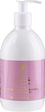 Parfémy, Parfumerie, kosmetika Pani Walewska Sweet Romance - Parfémovaná koupelová pěna (s dávkovačem)