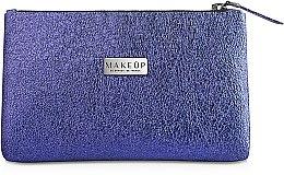 Parfémy, Parfumerie, kosmetika Kosmetická taška fialová Cold Radiance - MakeUp