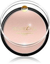 Parfémy, Parfumerie, kosmetika Pudr na obličej a tělo - Bell Secretale Nude Skin Illuminating Powder