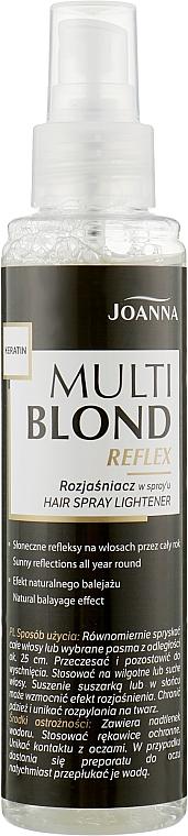 Sprej pro zesvětlování vlasů - Joanna Multi Blond Spray
