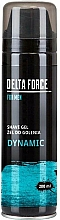 Parfémy, Parfumerie, kosmetika Gel na holení - Pharma CF Delta Force For Men Dynamic Shave Gel