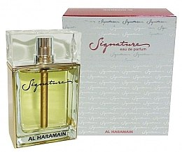 Parfémy, Parfumerie, kosmetika Al Haramain Signature - Parfémovaná voda