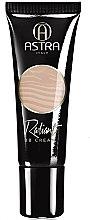 Parfémy, Parfumerie, kosmetika BB krém na obličej - Astra Make-up Radiant BB Cream