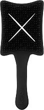 Parfémy, Parfumerie, kosmetika Profesionální fénovací a stylingový kartáč na vlasy - Ikoo Paddle X Pops Beluga Black