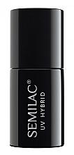 Parfémy, Parfumerie, kosmetika Lak na nehty - Semilac Blooming Effect UV Hybrid Nail Polish