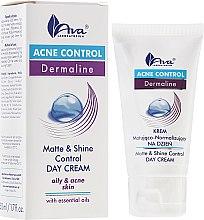 Parfémy, Parfumerie, kosmetika Matující denní krém-gel - Ava Laboratorium Acne Control Matt & Shine Day Cream