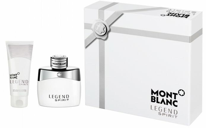 Montblanc Legend Spirit - Sada (edt/50ml + sh/gel/100ml) — foto N1