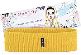 Parfémy, Parfumerie, kosmetika Čelenka na vlasy, žlutá, Be Beauty - MakeUp