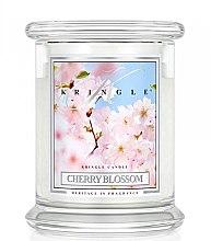 Parfémy, Parfumerie, kosmetika Vonná svíčka ve skle - Kringle Candle Cherry Blossom