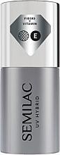 Parfémy, Parfumerie, kosmetika Podkladová báze pod gel lak - Semilac UV Hybrid Dream Long Base