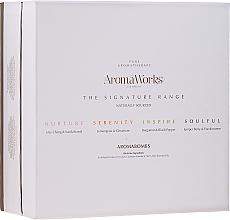 Parfémy, Parfumerie, kosmetika Sada - AromaWorks AromaBomb Quad (bath/bomb/4x250g)