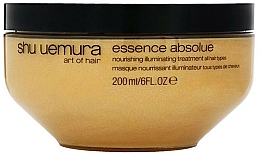 Parfémy, Parfumerie, kosmetika Vyživující maska pro všechny typy vlasů - Shu Uemura Art Of Hair Essence Absolue Nourishing Treatment