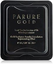Parfémy, Parfumerie, kosmetika Náhradní náplň do kompaktního pudru - Guerlain Parure Gold Compact Powder Foundation Refill SPF15