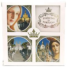 Parfémy, Parfumerie, kosmetika Sada - Essencias De Portugal Religious Collection (soap4x50g)