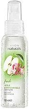 Parfémy, Parfumerie, kosmetika Lotion sprej na tělo s vůní čerstvého jablka a zimolezu - Avon Naturals Spray Fresh Apple&Honeysuckle