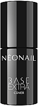 Parfémy, Parfumerie, kosmetika Báze pod gel lak - NeoNail Professional Base Extra Cover