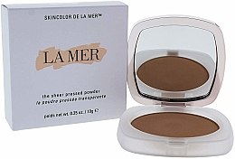 Parfémy, Parfumerie, kosmetika Pudr na obličej - La Mer The Sheer Pressed Powder
