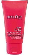 Parfémy, Parfumerie, kosmetika Ochranný krém na obličej SPF30 - Decleor Creme Protectrice Anti-Rides SPF30